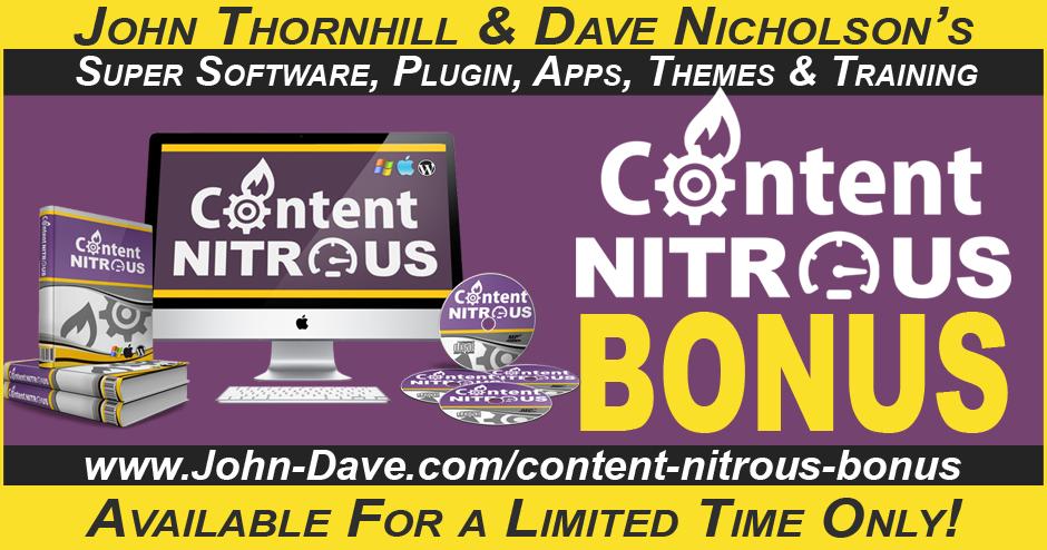 content nitrous bonus